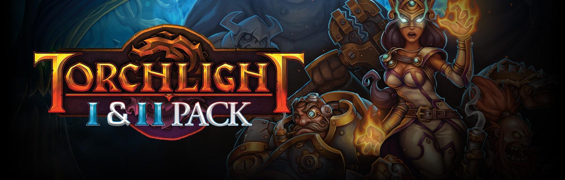 Fanatical [PC]: Torchlight I & II Pack - OFERTA FLASH 24hrs (para Steam)