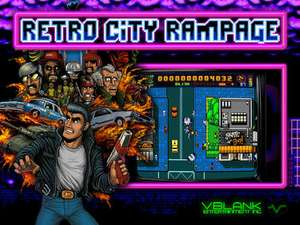 Playstation Store : Retro city rampage dx $5 dls