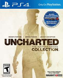 Gamedealdaily: Uncharted: The Nathan Drake Collection (Physical Game) a $28 DOLARES
