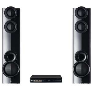 Sears: Home Theater LG BluRay 4.1 Canales 1000W LHB675