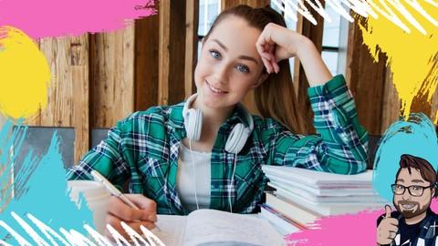 Udemy: English Writing Basics: Learn to Write Sentences in English