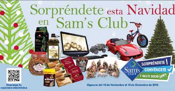 Cuponera Sam's Club nov-dic: descuentos en computadoras, celulares, vinos, pañales y +