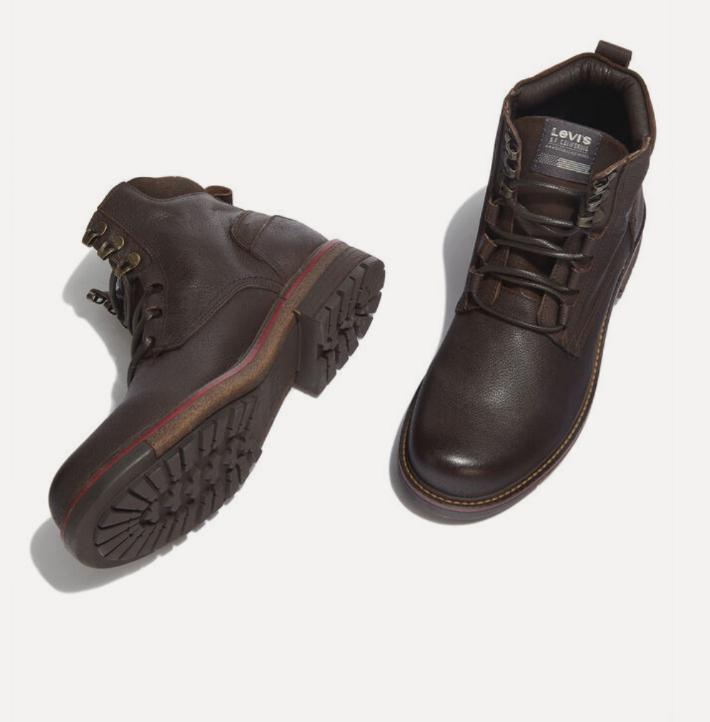 Claroshop: botas crocker Levi's (todas las tallas disponibles)