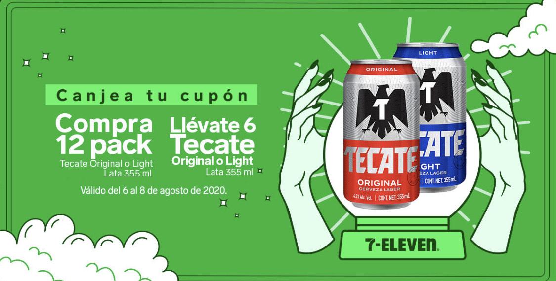 Vuelve Seven Eleven 12 pack +6 tkt