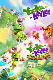 MICROSOFT STORE: Yooka-Laylee: Buddy Duo Bundle XBOX ONE