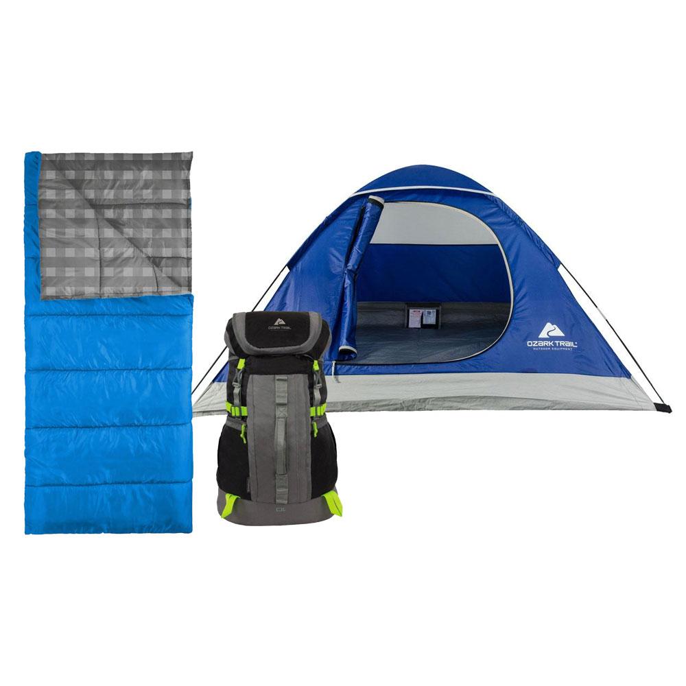 Walmart en línea: Varios paquetes de accesorios para acampar desde $490
