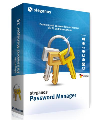 Net-Load: Steganos Password Manager 20