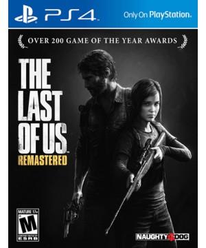 Game Planet en línea: Last Of Us PS4 $530 (Envío no incluido)