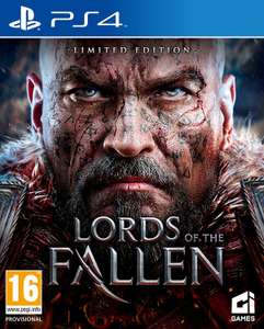 Game Planet: LORDS OF THE FALLEN LIMITED EDITION