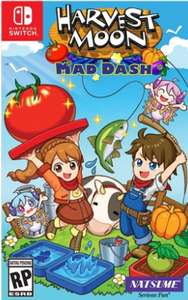 Game Planet: Harvest Moob Dash