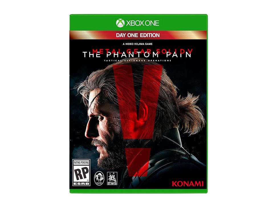 Liverpool en Línea: Metal Gear Solid V The Phantom Pain para XBOX One