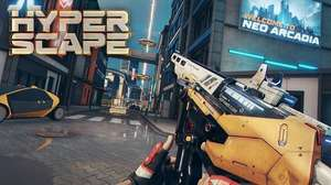 Xbox One, PS4 & PC: Hyper Scape GRATIS