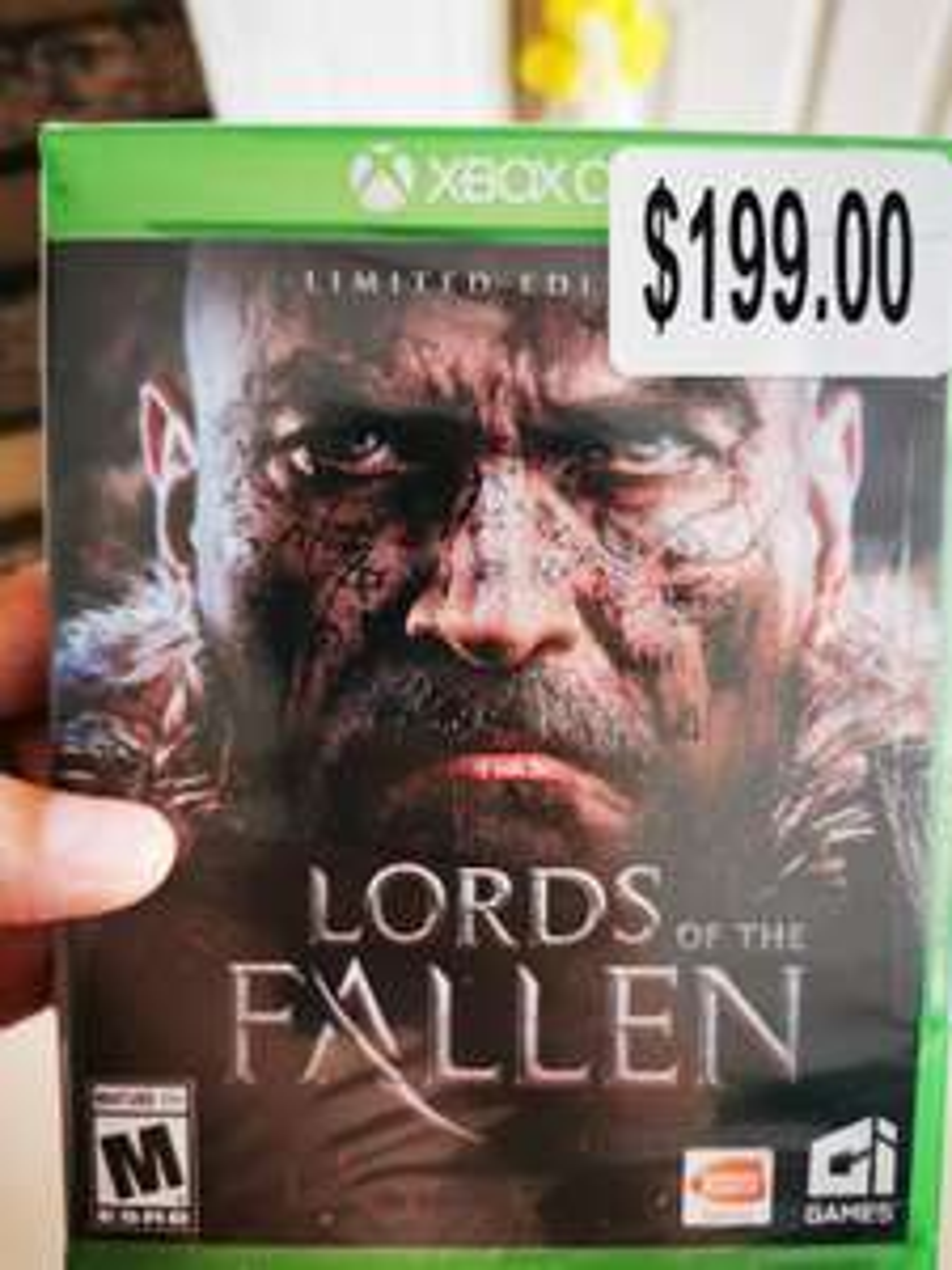 Bodega Aurrera. El Patio Tapachula. Lords of Fallen Limited Edition
