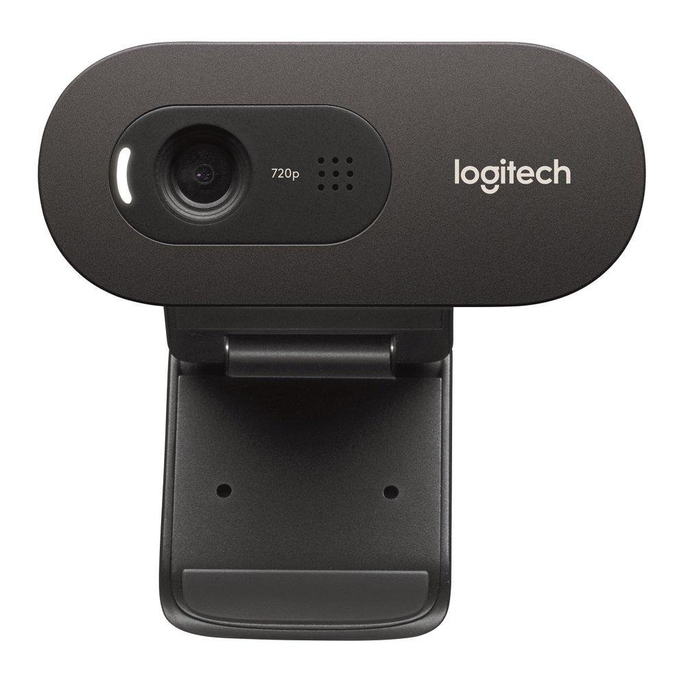 Best Buy: Logitech - Webcam HD C270 - Negro