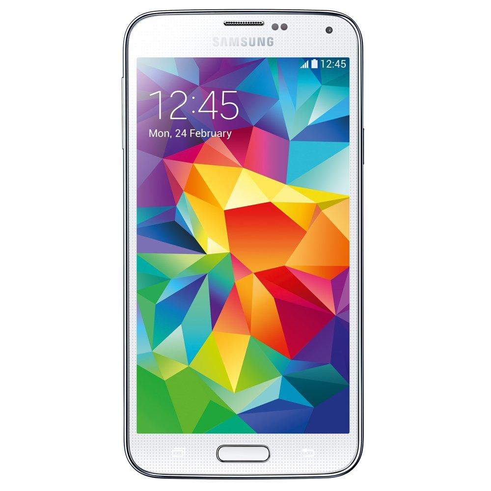 Amazon: Samsung LTE SM-G900M Galaxy S5, blanco a $4,990