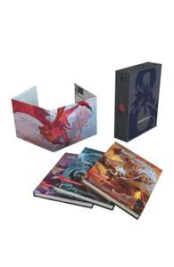 Amazon: Dungeons & Dragons Libros de reglas Set de regalo