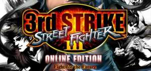 Playstation Store: Street Fighter 3rd Strike: Online Edition Paquete Completo para PS3 ($19.99 a $4.99 dlls)