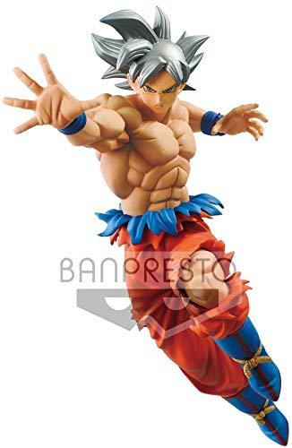 Amazon: Banpresto Son Goku Ultra Instinct Battle Figure Dragon Ball Super