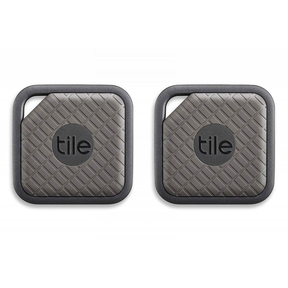 Best Buy: Tile Sport - Localizador Sport 2pack - Gris
