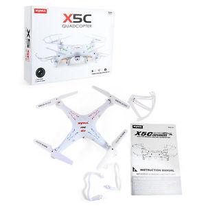 Ebay: drone marca Syma a $545 envío gratis