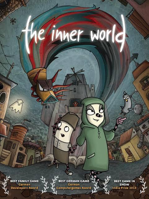 Prime Gaming: Gratis The Inner World