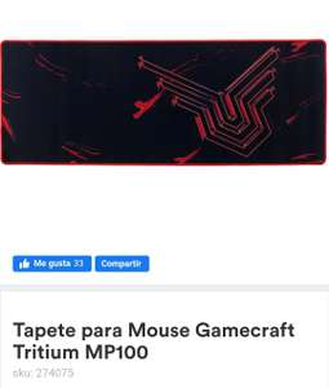 Coppel: Buen Mouse pad, a un buen precio. 30X80 CM