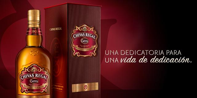 Superama en linea: Chivas Regal Extra con tu dedicatoria para regalo