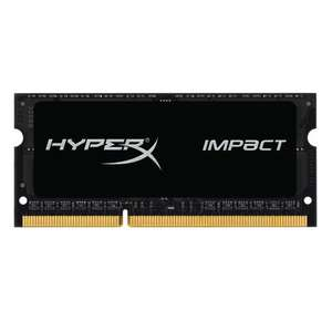 Amazon: Memoria DDR3 Kingston HyperX 8GB a $519 (Laptop), DDR4 8GB a $556 (Desktop)