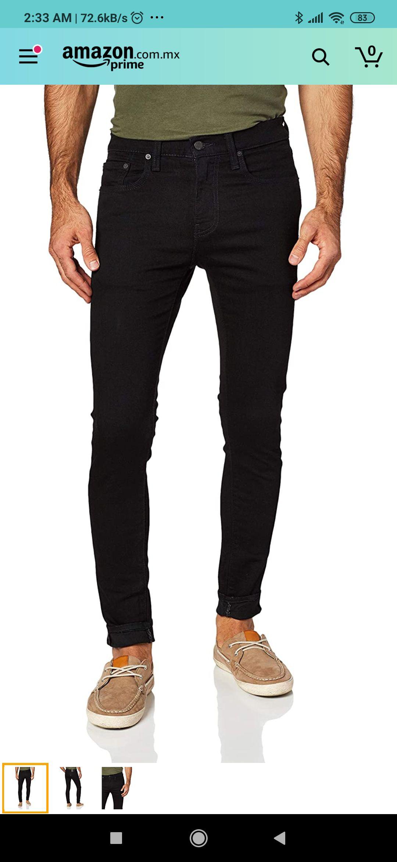 Amazon Levi's Skinny Taper Jeans Jeans para Hombre