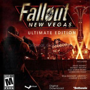 GOG: Fallout: New Vegas Ultimate Edition + (The Elder Scrolls: Arena y The Elder Scrolls Chapter II: Daggerfall Gratis!) [PC]