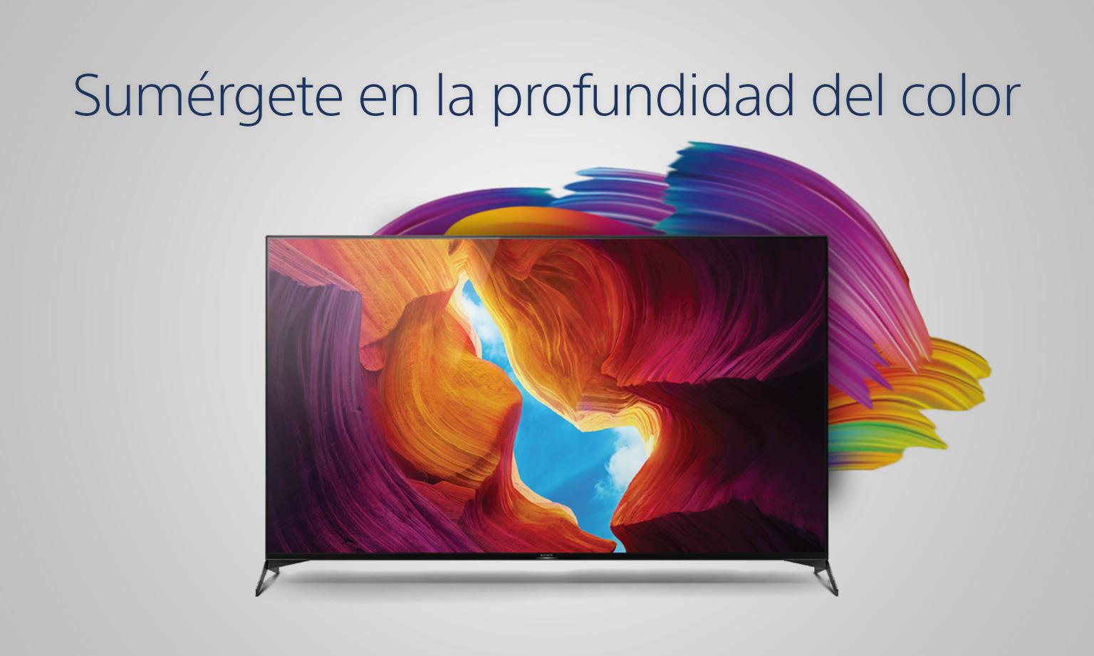 Obtén un descuento al cambiar tu antigua tv al comprar tv Sony