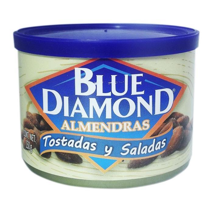 Superama 2x69 pesos Almendras Blue Diamond y otras promociones 2x1