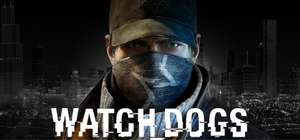 Watch_Dogs con 70% de descuento en Steam