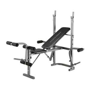 Walmart Online: Banca Multifuncional Athletic Works a $990