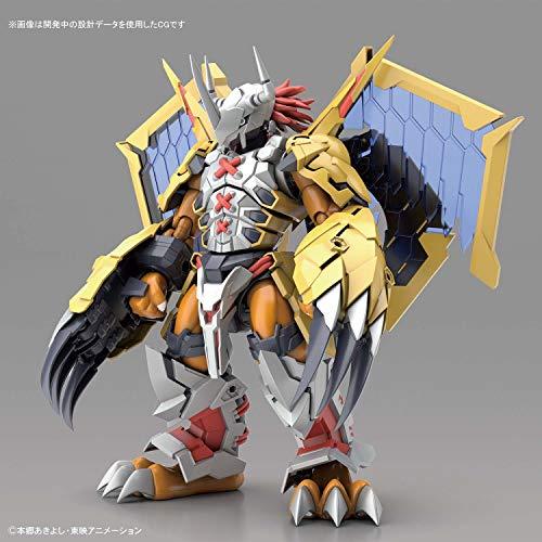 Amazon: Digimon Wargreymon (Amplified), Bandai Spirits Figure-Rise Standard