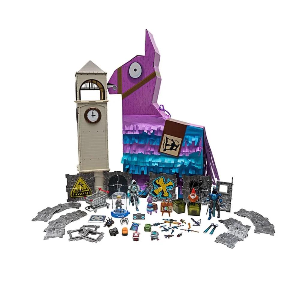 Walmart: Piñata Fortnite Jazwares Llama Jumbo 100 Piezas