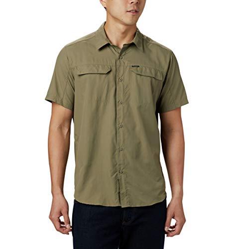 Amazon: Camisa de Manga Corta para Hombre Columbia Silver Ridge 2.0