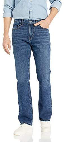 Amazon: Jeans Amazon Essentials talla 33x34