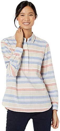 Amazon: Camisa para dama goodthreads talla mediana