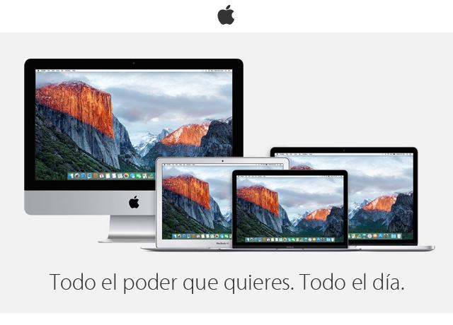 PCEL: Computadoras iMac y Macbook (hasta $9,000 más baratas que en apple store)