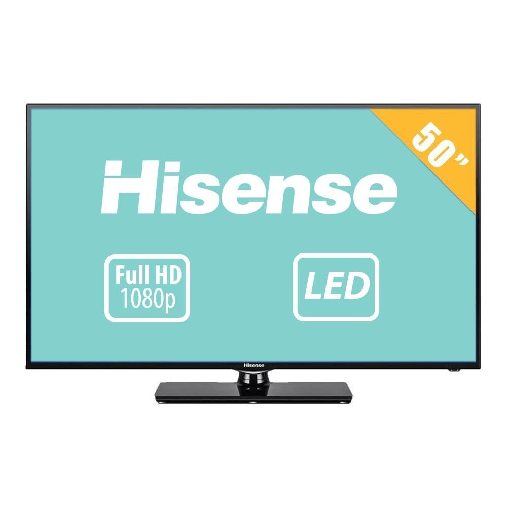 """Walmart en línea: TV Hisense 50"""" LED Full HD"""