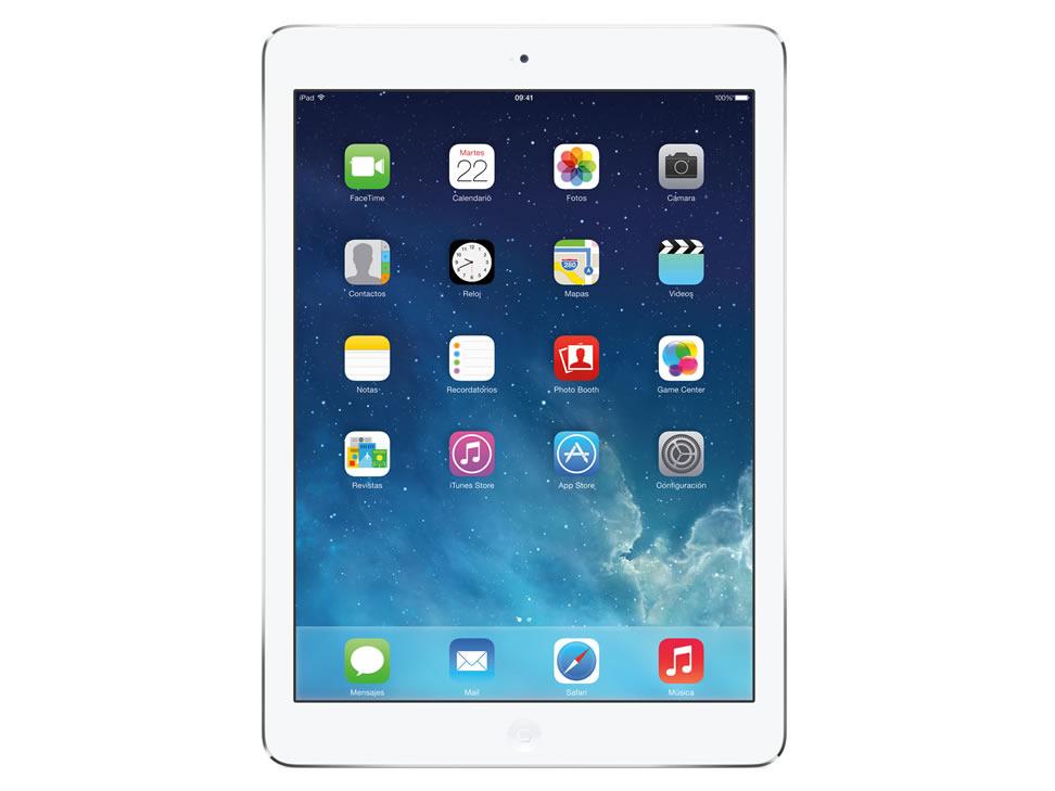 Liverpool en línea: Apple iPad Air blanca 16Gb