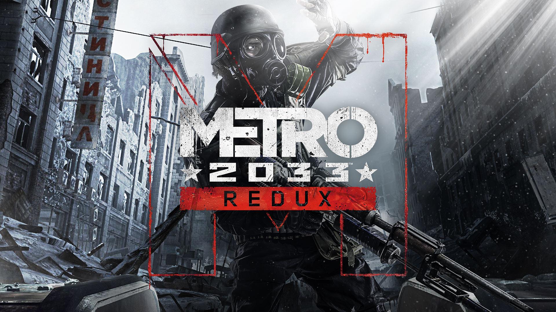 Nintendo eShop: Metro 2033 Redux o Metro Last Light Redux Nintendo Switch