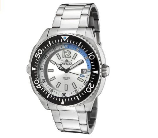 Amazon: Reloj para caballero Invicta 1329 II Collection Silver