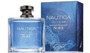 Me Quedo Uno: Nautica Voyage N-83 Eau de Toilette 100 ml para caballero