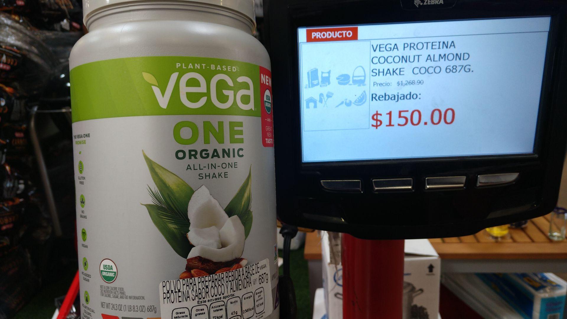 Heb: oferta de proteína vegana