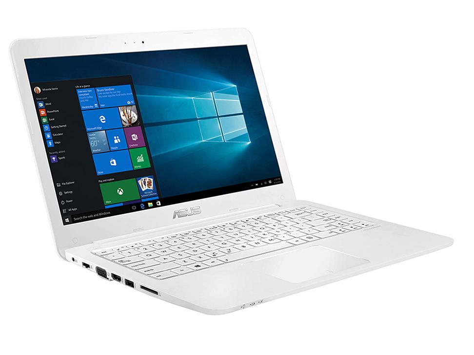 Liverpool en línea: Laptop Asus blanca 4Gb RAM, DD 1Tb E402SA-WX006T