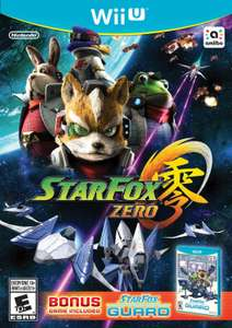 Amazon: Star Fox Zero + Star Fox Guard