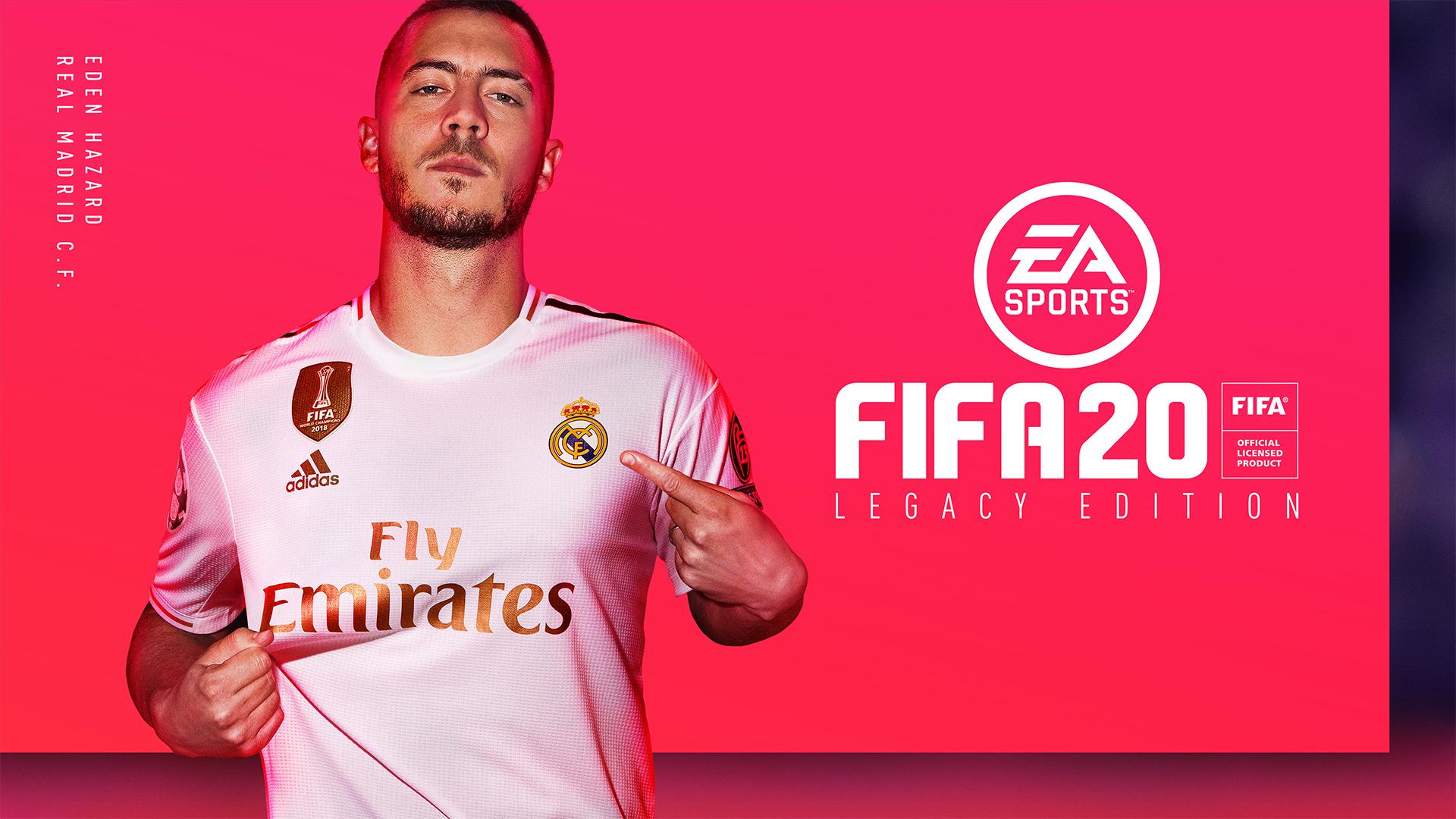Nintendo eShop: FIFA 20 Nintendo Switch Legacy Edition