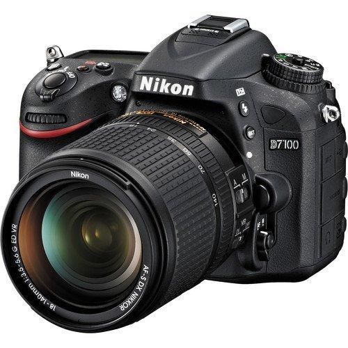 Amazon: Nikon D7100 18-140mm (VENDIDA POR UN TERCERO)